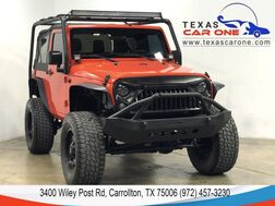 2015_Jeep_Wrangler_SPORT 4WD SOFT TOP CONVERTIBLE BLUETOOTH CRUISE CONTROL ALLOY WH_ Carrollton TX