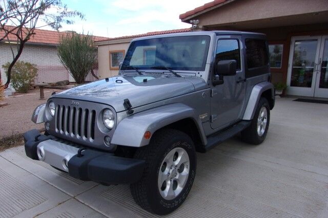 2015 Jeep Wrangler Sahara Apache Junction AZ