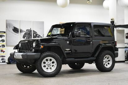 2015_Jeep_Wrangler_Sahara_ Boston MA