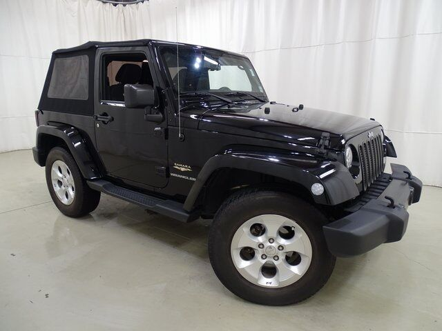 2015 Jeep Wrangler Sahara Raleigh NC
