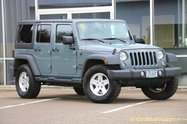2015 Jeep Wrangler Sport Albany OR