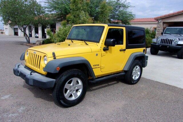 2015 Jeep Wrangler Sport Apache Junction AZ