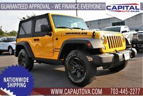 2015_Jeep_Wrangler_Sport_ Chantilly VA