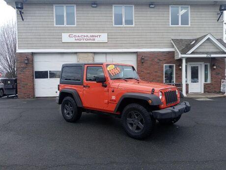 2015 Jeep Wrangler Sport East Windsor CT