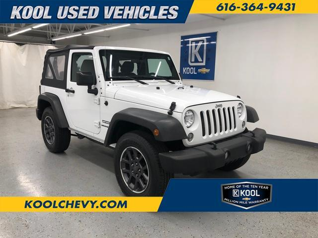 2015 Jeep Wrangler Sport Grand Rapids MI