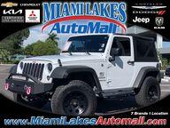 2015 Jeep Wrangler Sport Miami Lakes FL