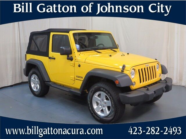 2015 Jeep Wrangler Sport Johnson City TN