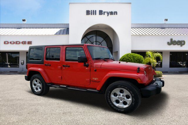 2015 Jeep Wrangler Unlimited  Leesburg FL
