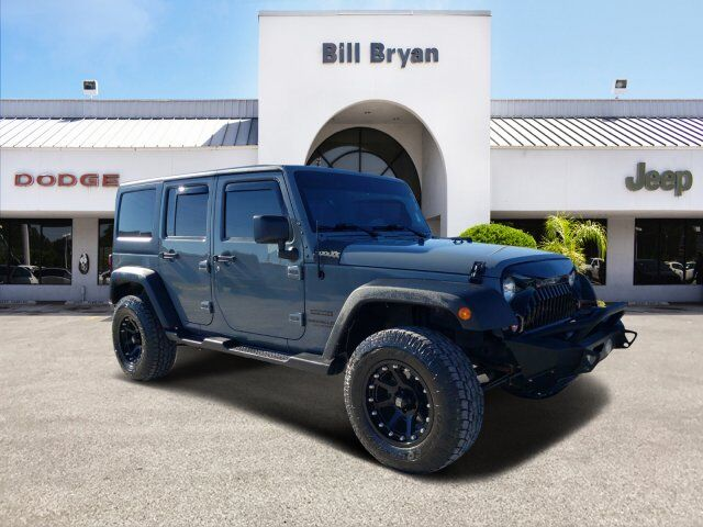 2015 Jeep Wrangler Unlimited 4DR Leesburg FL