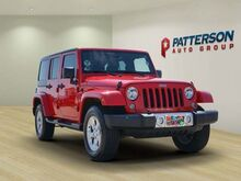 2015_Jeep_Wrangler Unlimited_4WD 4DR SAHARA_ Wichita Falls TX