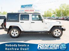 2015_Jeep_Wrangler Unlimited_4WD 4dr Sahara, Manual, Nav, Bluetooth, SiriusXM_ Calgary AB