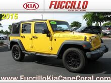 2015_Jeep_Wrangler Unlimited_4WD 4dr Sport_ Cape Coral FL
