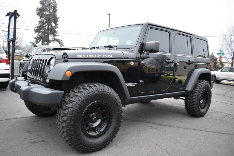 2015 Jeep Wrangler Unlimited 4WD Rubicon Bend OR