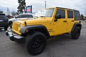 2015 Jeep Wrangler Unlimited 4WD Sport