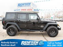2015_Jeep_Wrangler Unlimited_4WD Sport Bluetooth, SiriusXM, Air Conditioning_ Calgary AB