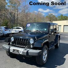 2015_Jeep_Wrangler Unlimited_4d Convertible Sahara_ Outer Banks NC
