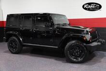 2015 Jeep Wrangler Unlimited Altitude Edition 4dr Suv
