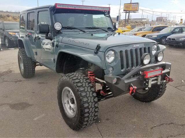 2015 Jeep Wrangler Unlimited Idaho Falls ID