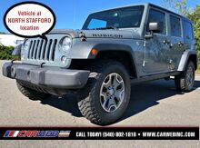 2015_Jeep_Wrangler Unlimited_RUBICON 4WD AUTOMATIC_ Fredricksburg VA