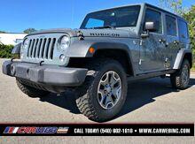 2015_Jeep_Wrangler Unlimited_RUBICON 4WD AUTOMATIC_ Fredricksburg VA