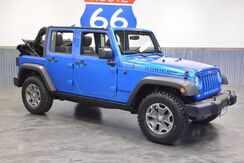 2015_Jeep_Wrangler Unlimited_RUBICON 4WD! NAVIGATION! LIMITED EDITION COLOR! 21K MILES! LIKE NEW!_ Norman OK