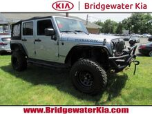 2015_Jeep_Wrangler Unlimited_Rubicon 4WD, Navigation, Alpine Premium Sound, Bluetooth Technology, Heated Bucket Seats, Split Folding Rear Seats, Sunrider Top, Lifted Suspension, 17-Inch Alloy Wheels, All Terrain Tires,_ Bridgewater NJ