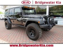 2015_Jeep_Wrangler Unlimited_Rubicon 4WD, Remote Start, Navigation, Touch Screen Audio, Bluetooth Technology, Heated Leather Seats, 3-Piece Hard-Top, Lifted Suspension, 17-Inch Alloy Wheels, All Terrain Tires,_ Bridgewater NJ
