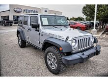 2015_Jeep_Wrangler Unlimited_Rubicon_ Amarillo TX