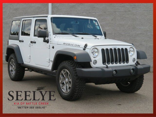 2015 Jeep Wrangler Unlimited Rubicon Battle Creek MI