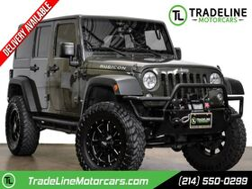 2015_Jeep_Wrangler Unlimited_Rubicon_ CARROLLTON TX