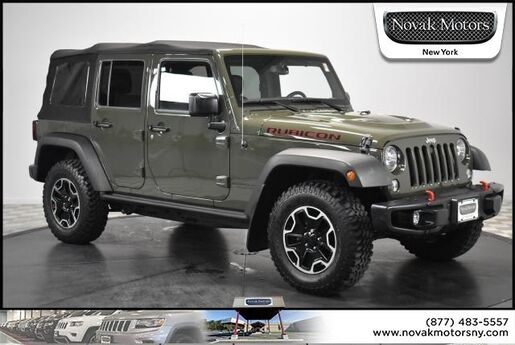 2015 Jeep Wrangler Unlimited Rubicon Farmingdale NY