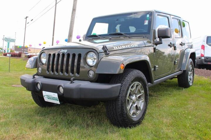 2015 Jeep Wrangler Unlimited Rubicon Fort Wayne Auburn and Kendallville IN