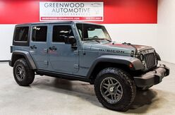 2015_Jeep_Wrangler_Unlimited Rubicon_ Greenwood Village CO