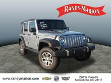 2015_Jeep_Wrangler_Unlimited Rubicon_ Hickory NC