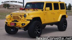 2015_Jeep_Wrangler Unlimited_Rubicon_ Lubbock TX
