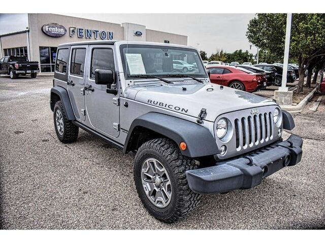 2015 Jeep Wrangler Unlimited Rubicon Pampa TX