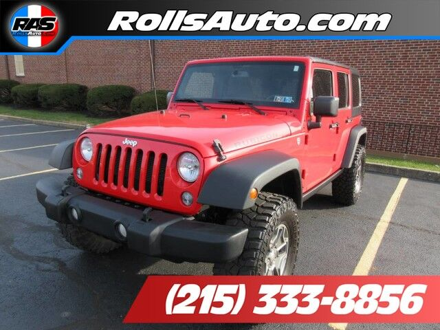 2015 Jeep Wrangler Unlimited Rubicon Philadelphia PA