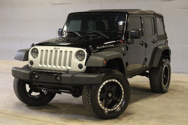 2015 Jeep Wrangler Unlimited Rubicon Rocky Mount NC