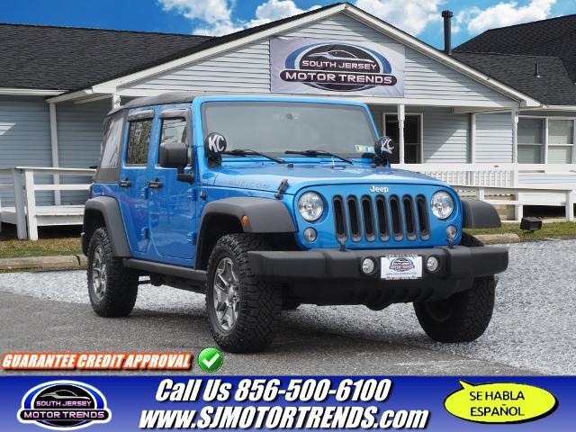 2015 Jeep Wrangler Unlimited Rubicon Vineland NJ