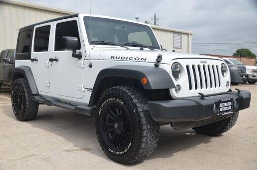 2015 Jeep Wrangler Unlimited Rubicon Wylie TX