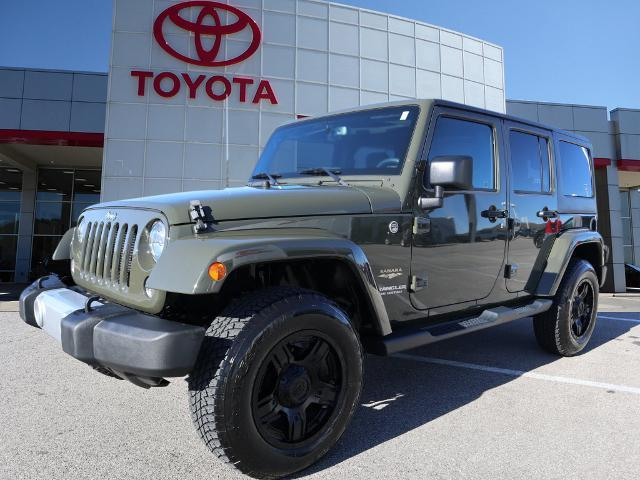 2015 Jeep Wrangler Unlimited SAHARA Clinton TN