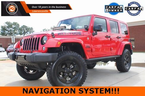 2015_Jeep_Wrangler_Unlimited Sahara_ Gainesville GA