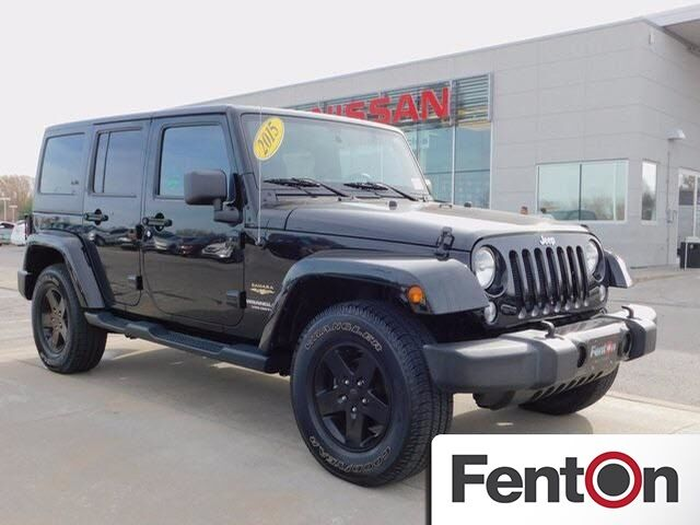 2015 Jeep Wrangler Unlimited Sahara Lee's Summit MO