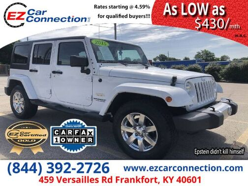 2015_Jeep_Wrangler_Unlimited Sahara 4WD_ Frankfort KY