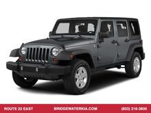2015_Jeep_Wrangler Unlimited_Sahara 4WD, Remote Start, Navigation, Touch-Screen Audio, Alpine Sound System, Bluetooth Technology, Heated Leather Seats, Body-Color Hard-Top,18-Inch Alloy Wheels,_ Bridgewater NJ