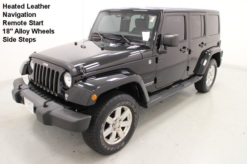 2015 Jeep Wrangler Unlimited Sahara 4X4 Bonner Springs KS