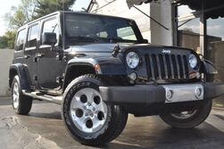 Jeep Wrangler Unlimited Sahara/4x4/Automatic Transmission/UConnect Navigation/Hard Top/Remote Start/Immaculate 2015