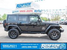 2015_Jeep_Wrangler Unlimited_Sahara 4x4, Nav, Remote Start, Heated Seats, Fuel Wheels_ Calgary AB