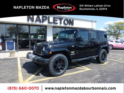 2015_Jeep_Wrangler Unlimited_Sahara_ Bourbonnais IL