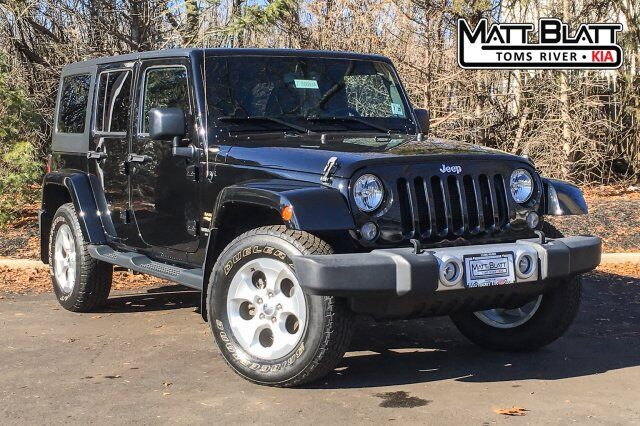 2015 Jeep Wrangler Unlimited Sahara Egg Harbor Township NJ